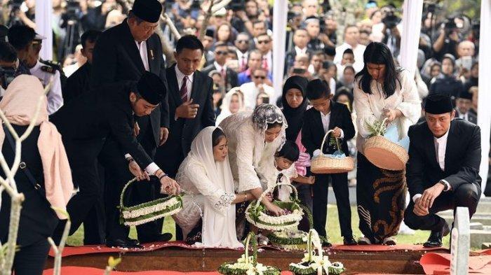 Doakan Ani Yudhoyono, Tahlilan Digelar Usai Sholat Tarawih di Cikeas Malam Ini