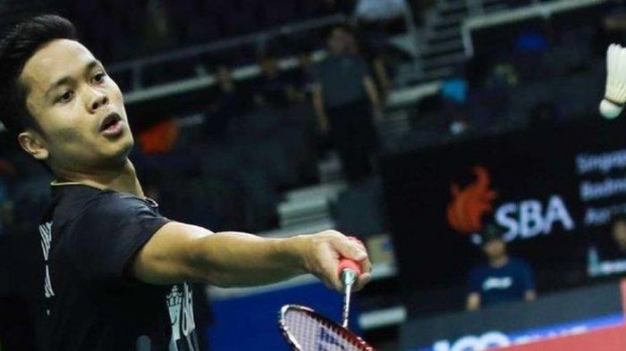 LINK LIVE STREAMING Final Hong Kong Open 2019, Indonesia Berpotensi Sabet Dua Gelar