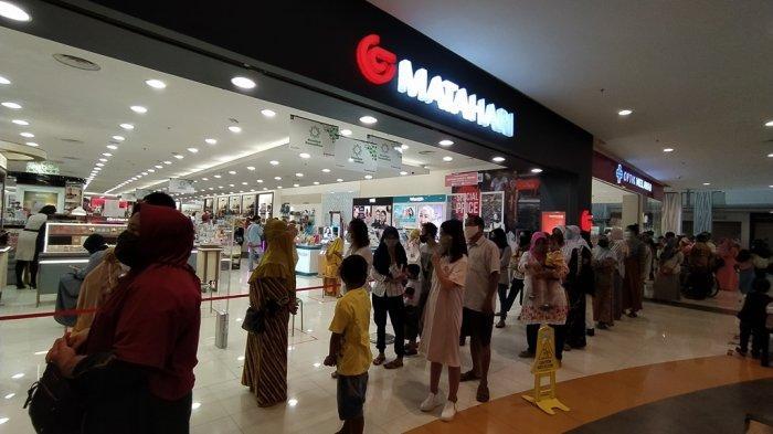 CSB Mall Cirebon Batasi Jumlah Pengunjung dan Bentuk Satgas Covid-19