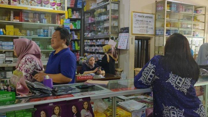 Gara-gara Virus Corona, Sehari Bisa Seratus Orang Menanyakan Masker ke Apotek di Majalengka
