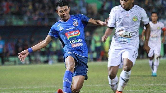 LINK LIVE STREAMING Arema FC vs Badak Lampung FC