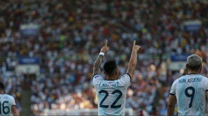 Hantam Venezuela Dua Gol Tanpa Balas, Argentina Lolos ke Semifinal, Lawan Selanjutnya Brasil