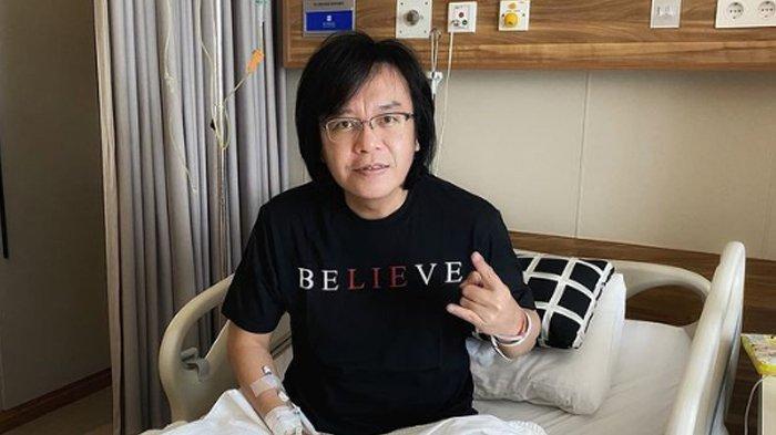 Sudah Pulih Pascaoperasi Tumor, Ari Lasso Belum Boleh Pulang oleh Dokter, Padahal Sudah Siap-siap