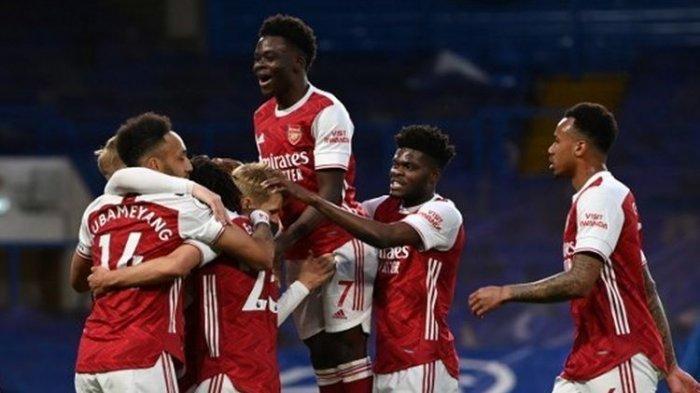 Akhirnya Arsenal Terlihat Perkasa Lagi, Cukur Gundul Tottenham 3-1, The Gunners Naik ke Peringkat 10