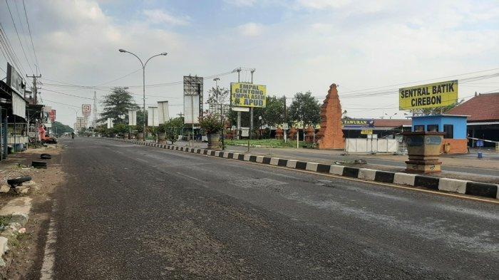 Libur Idul Adha, Sejumlah Ruas Jalan di Kota dan Kabupaten Cirebon Terpantau Lengang