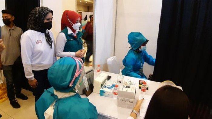 Minat Warga Jawa Barat untuk Mendapat Vaksin Covid-19 Kian Meningkat, Target Baru Tercapai Setengah