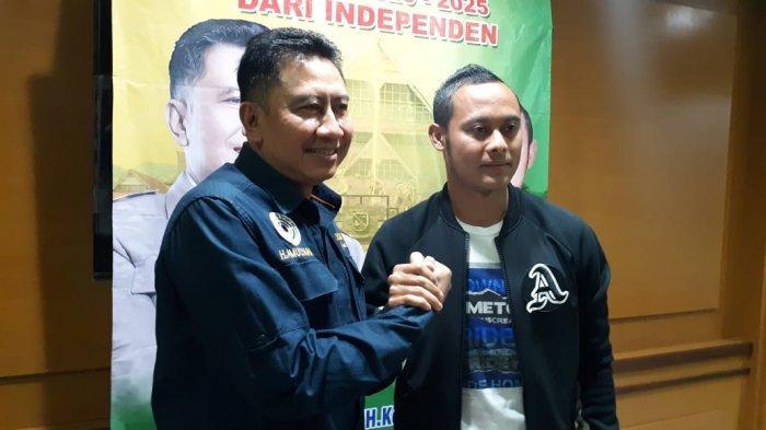 MANTAN Kapten Persib Bandung Maju Jadi Balon Wabup di Pilkada Bandung Berpasangan dengan A Mulyana