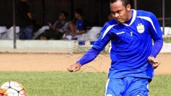 Mantan Kapten Persib Bandung Lord Atep Punya Cara Khusus untuk Dukung Persib di Piala Menpora 2021