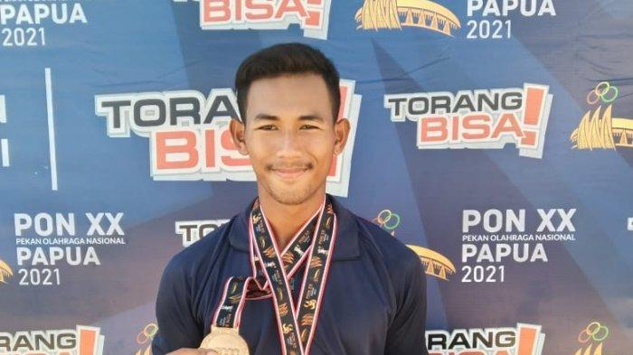 Atlet Asal Indramayu Kembali Curi Perhatian di PON XX 2021 Papua, Atlet Dayung Sabet Emas dan Perak