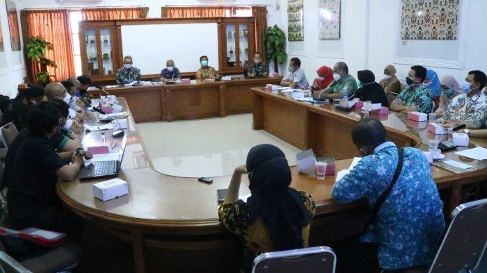 Fasilitasi Pertemuan Gapensi dan Pemkot Cirebon, Komisi II DPRD Beri Saran Ini
