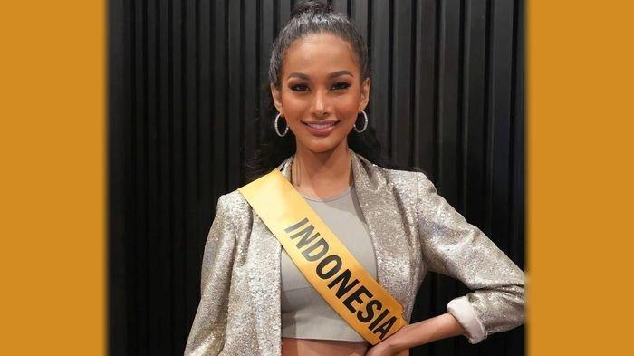 Aura Kharisma, gadis kelahiran Kabupaten Majalengka yang mengikuti ajang Miss Grand Internasional 2020 di Bangkok, Thailand.