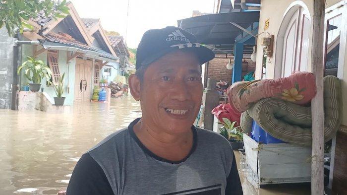 Cerita Korban Banjir Luapan Sungai Cimanuk Indramayu, Tengah Malam Dengar Banyak Orang Teriak