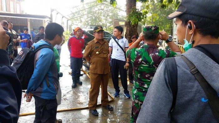 Wali Kota Cirebon Datangi Kawasan Kalijaga Yang Sempat Terendam Banjir Paling Parah