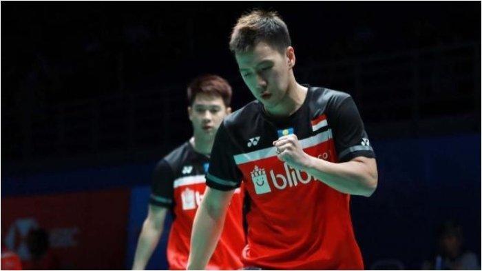 Indonesia Dipaksa Mundur dari All England 2021, Marcus Gideon & Greysia Beri Kritikan Keras ke BWF