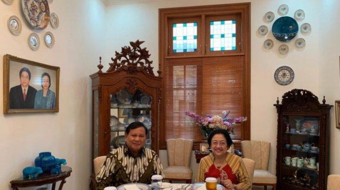 6 Fakta Pertemuan Prabowo dan Megawati Setelah Pilpres 2019, Bicara Empat Mata hingga Tagih Janji