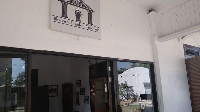 VIDEO - Liburan di Museum Bandar Cimanuk, Ada Pusaka Bersejarah Mulai Dari Zaman Hindu-Budha