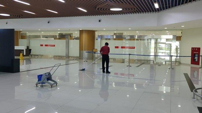BREAKING NEWS BIJB Resmi Tak Layani Penerbangan, Begini Suasana Bandara Kertajati Saat Ini