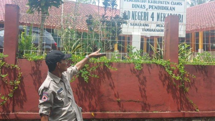 Angin Kencang Mengamuk di Tambaksari, Rusak 56 Rumah Warga, Juga Rusak Bangunan SD dan TK