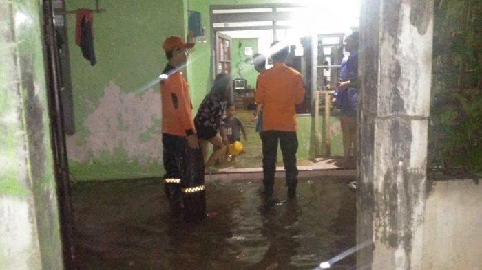 BREAKING NEWS: Banjir Merendam Ratusan Rumah di Cirebon