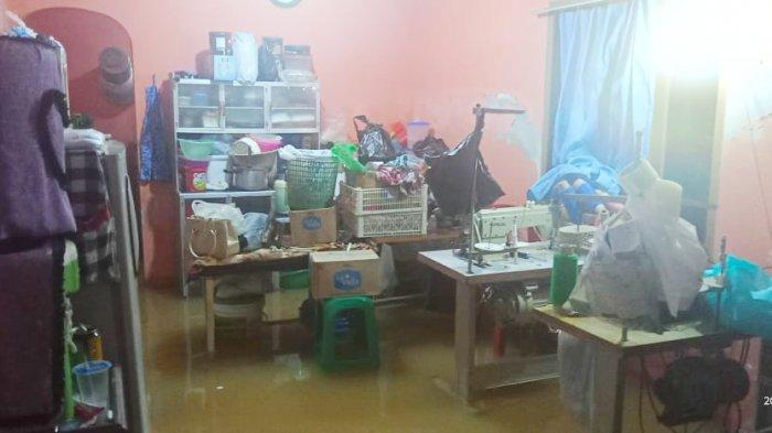 Longsor dan Banjir di Sejumlah Tempat di Kota Sukabumi, BPBD Evakuasi Warga yang Rumahnya Kebanjiran