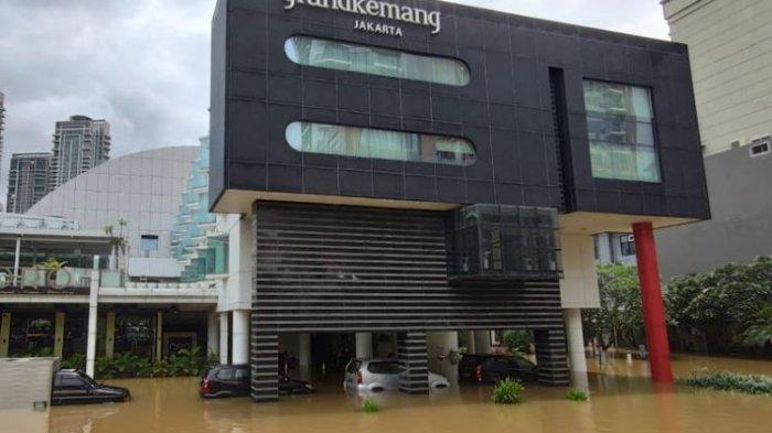 Anies Baswedan Bilang Banjir Kemang Kiriman dari Depok, Plh Wali Kota:Di Mana-mana Air dari Atas