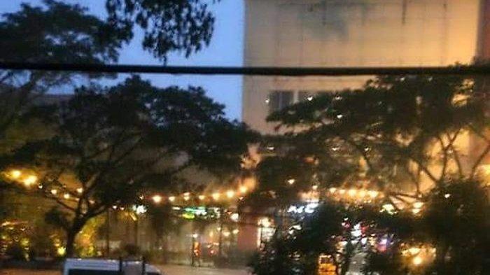 Banjir Kepung Bandung, Kendaraan Terendam di Depan BTC Pasteur, Macet Panjang Hingga ke Gasibu