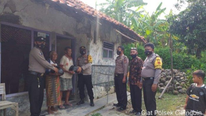 Kapolsek Cibingbin Sebut Rumah Ambruk Akibat Gempa Ada 5  Unit, Baru Diketahui Saat Bertemu Wabup