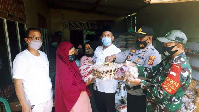 Bantuan Pangan Non Tunai di Desa Rawa Majalengka Bulan Oktober 2020 Mulai Disalurkan