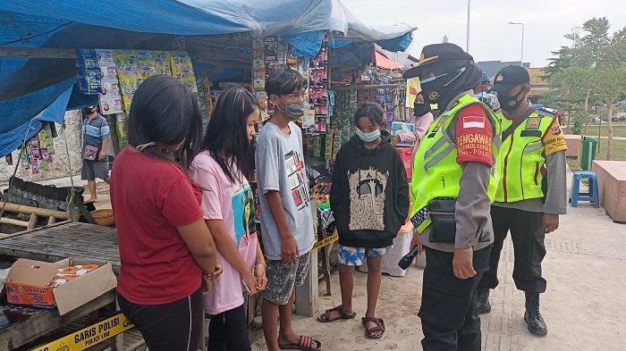 Banyak Anak Tak Pulang ke Rumah dan Memilih Menggelandang Jadi Anak Punk di Indramayu