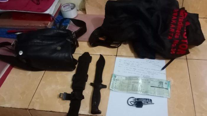 Motor Trail Honda CRF di Rumah Annisa Nyaris Raib, Pencuri Ketahuan, Dihajar Warga hingga Masuk RS
