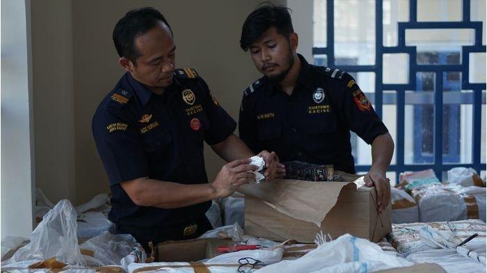 Ungkap Kasus Rokok Tanpa Cukai, KPPBC TMP C Cirebon Selamatkan Kerugian Negara Senilai Rp 1,5 Miliar