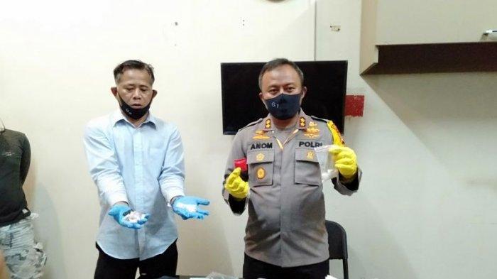 Penggerebekan Tersangka Kasus Sabu-sabu di Vila Mewah Kota Tasikmalaya Berawal dari Informasi Warga