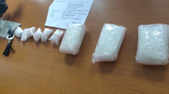 Pengedar Narkoba di Indramayu Satu Per Satu Dipreteli Polisi, Terbaru Sabu-sabu 18,38 Gram Diamankan