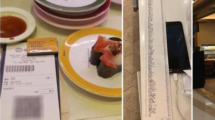 Unggah Foto Barcode ke Medsos, Pria Ini Syok Tagihan Makanannya Rp18 Juta, Ternyata Ulah Warganet