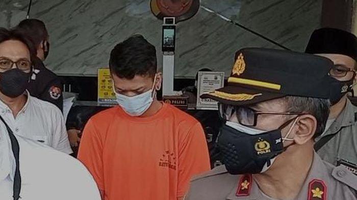 BARU Pacaran Tiga Bulan, Pemuda Asal Batununggal Bandung Ini Tega Aniaya Sang Pacar, Terekam CCTV