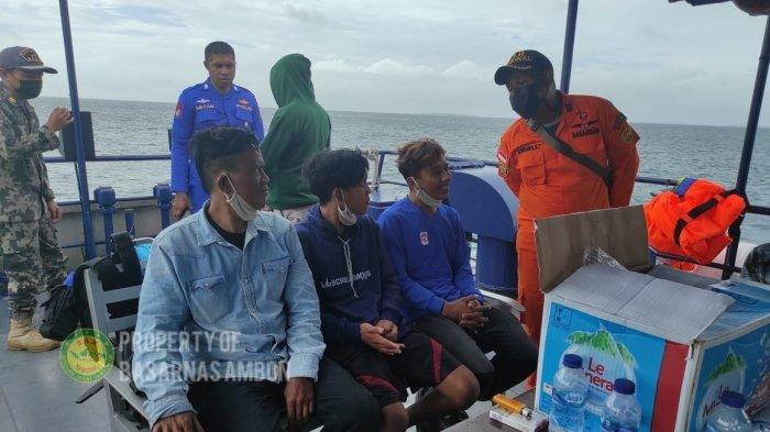 Tiga Warga Sukabumi Selamat dalam Kebakaran KM Hentri Maluku, Dievakusi Basarnas, Ini Identitasnya
