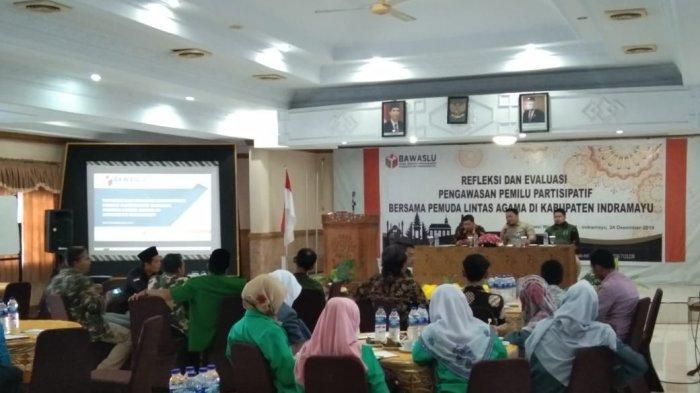 Tingkatkan Partisipasi Pemilu Jelang Pilkada Kabupaten Indramayu 2020 Nanti, Bawaslu Lakukan Ini