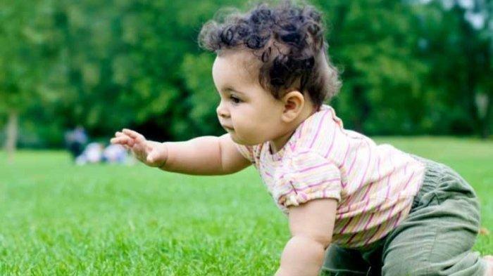 Mamah Papah Wajib Tahu! Yuk Simak Lima Langkah Mudah Ajarkan Bayi untuk Merangkak