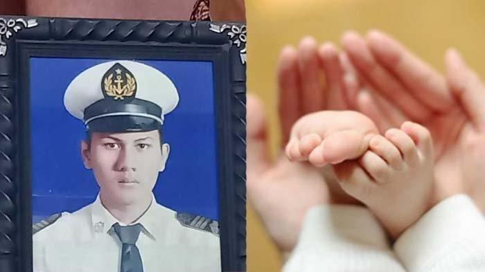 Bayi Usia 7 Hari Ditinggal Sang Ayah, Korban Jatuhnya Sriwijaya Air: Sempat Video Call Liat Anak