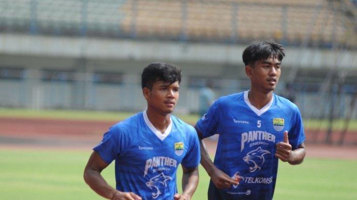 Debut di Piala Menpora 2021, Pemain Muda Persib Bayu M Fiqri Petik Banyak Pelajaran