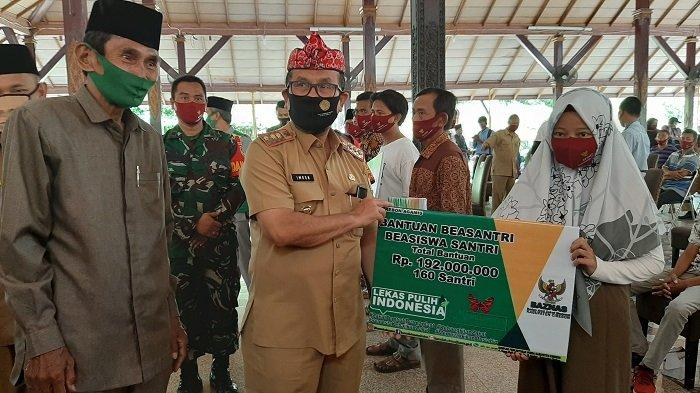 Baznas Kabupaten Cirebon Salurkan Bantuan Senilai Rp 2,7 Miliar ke Sejumlah Pihak