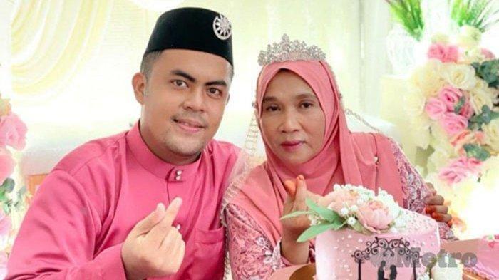 Pemuda 22 Tahun Menikahi Wanita 59 Tahun, Ini Awal Mula Pasangan Beda Usia 37 Tahun Itu Jatuh Cinta