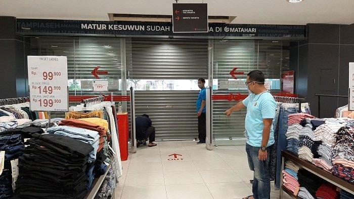 Matahari Dept Store Rugi Besar Gara-gara Pandemi Covid-19, PenjualanAnjlok Hingga 41 Persen