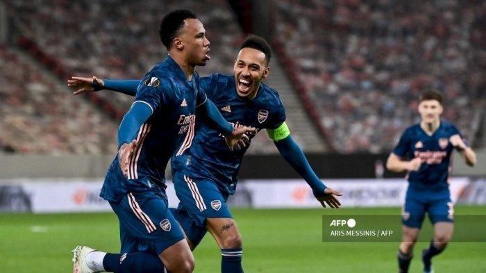 Hasil Liga Eropa: Arsenal Libas Tuan Rumah Olympiakos di Kandangnya Sendiri, Berikut Hasil Tim Lain
