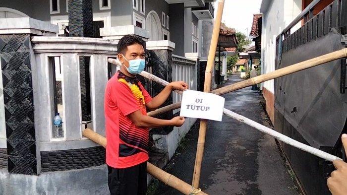 2 Warga Meninggal 14 Orang Lainnya Positif Covid-19, Dua Dusun di Desa Ciawilor Kuningan Lockdown