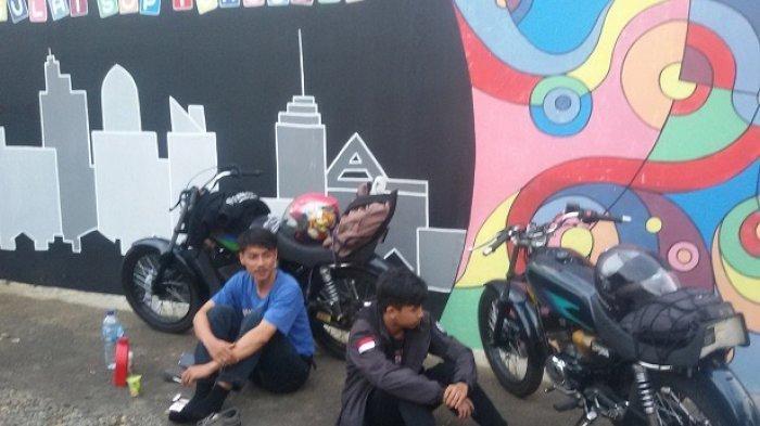Pemotor Bebas Penyekatan Polisi dari Subang Menuju Pangandaran: Kami Mau Piknik Bukan Mau Mudik
