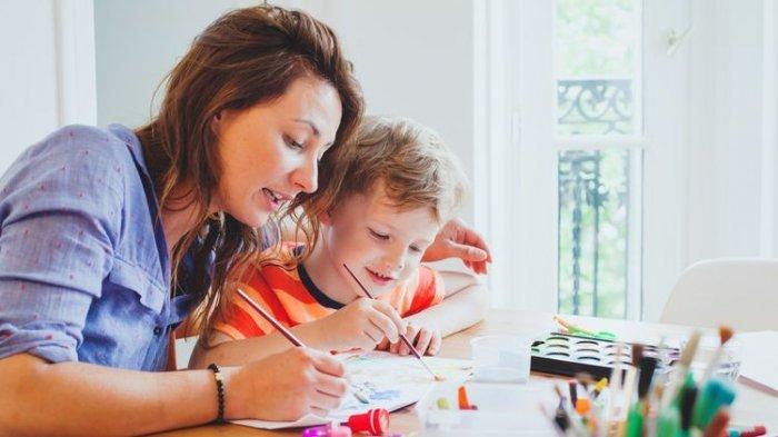 Tips Bagi Para Orangtua Agar Anak Betah di Rumah Saat Pandemi Covid-19, Lakukan Kegiatan Ini