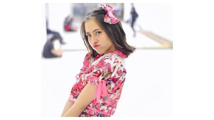 Sosok Adhisty Zara, Eks Member JKT 48 yang Jadi Artis Film, Trending Gara-gara Video Tak Senonoh
