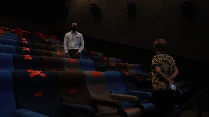 Ridwan Kamil Minta Pemkot Bandung Tanggung Jawab Jika Pembukaan Bioskop Bikin Klaster Baru Covid-19