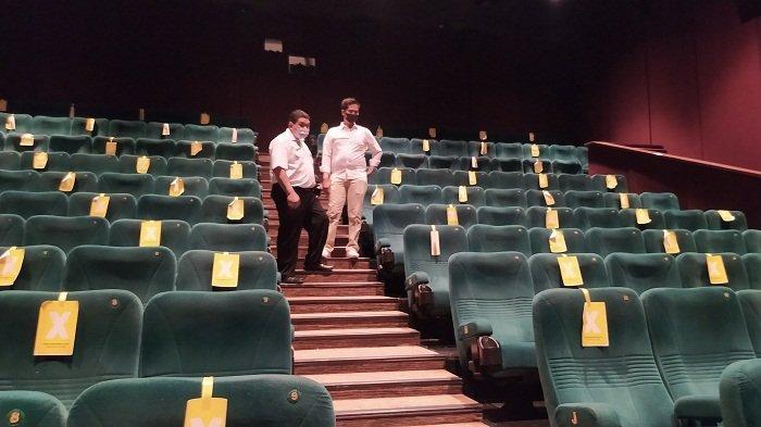 Bioskop di Kota Cirebon Sudah Dibuka Kembali, Jangan Lupa Pakai Aplikasi PeduliLindungi